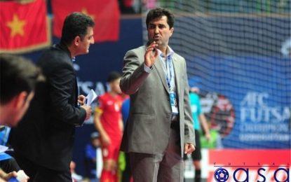 ناظمالشریعه: لیگ برتر باکیفیت، تیم ملی فوتسال را تقویت میکند