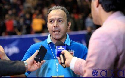 بی غم: تاریخ برگزاری لیگ برتر فوتسال عقلانی نیست