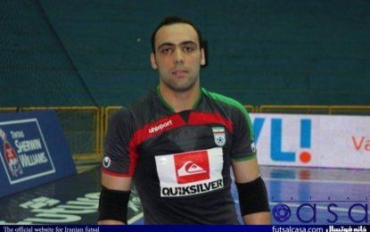 محمدی: به دلیل مشکلات شخصی از گازپروم جدا شدم/ اگر قرار باشد در ایران بازی کنم اولویت اولم گیتی پسند است