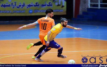 مرحله اول لیگ برتر فوتسال قبل از جام ملتها برگزار میشود
