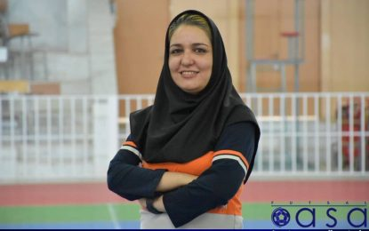 سرمربی بانوان مس: حضور سرمربی تیم ملی فوتسال بانوان در لیگ برتر اشتباه است