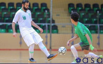 حریف ایران همچنان تمرین میکند / پیروزی تیم ملی فوتسال عربستان در دیداری تدارکاتی