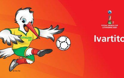 اردک، مسکات فیفا برای جام جهانی فوتسال ۲۰۲۱