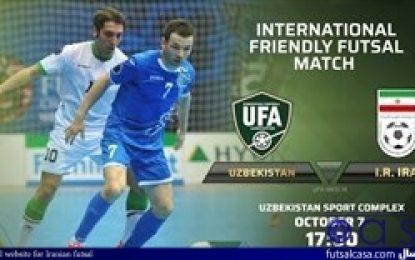 ویدئو/ خلاصه دیدار دوستانه تیم ملی ایران و ازبکستان