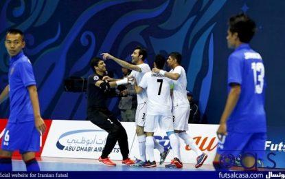 حضور تماشاگران در دیدار ایران و ازبکستان