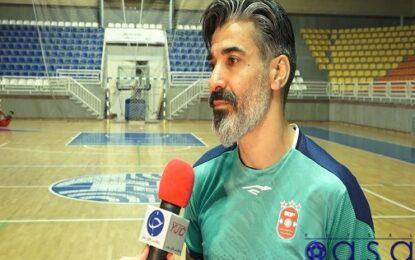 شمسایی: تیمم امروز نشان داد که تشنه گلزنی است/گرفتن ۳ امتیاز از منصوری در قرچک کار آسانی نیست