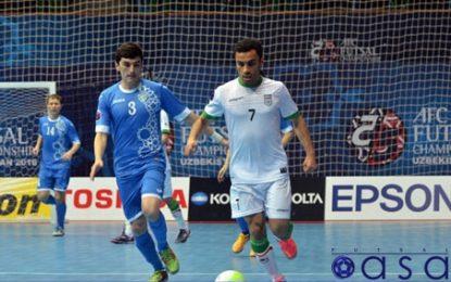 تیم ملی فوتسال ایران به مصاف کویت میرود