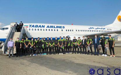 اردوی تیمهای ملی فوتبال و فوتسال در تاشکند