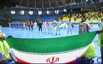 جدال تیمهای ملی فوتسال ایران و ازبکستان در ایستگاه دوم/ شنبه روز بازگشت ملی پوشان به ایران