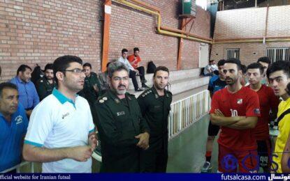 تاجیک: احتمال واگذاری تیم فوتسال هایپرشهر وجود دارد/کسی در باشگاه پاسخگوی ما نیست