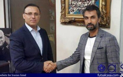 طاهری قرارداد خود را تمدید کرد/ حضور حسن زاده روی نیمکت منصوری قطعی شد