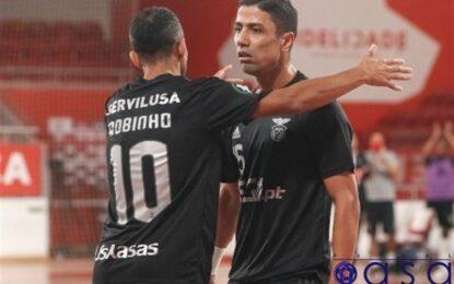 لیگ برتر فوتسال پرتغال؛ پیروزی بنفیکا در شب گلزنی طیبی