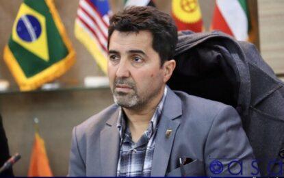 ناظم الشریعه: باید برای مرحله دوم لیگ برنامه ریزی مناسبی داشته باشیم / جام جهانی فوتسال جای شوخی نیست
