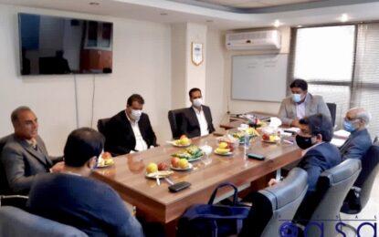 جلسه هیات رییسه سازمان لیگ و کمیته پزشکی ورزشی برگزار شد