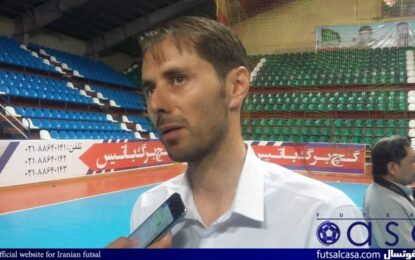 سرمربی کوثر اصفهان: برای هماهنگی نیاز به زمان داریم/ توانایی رسیدن به شرایط رقابت با تیم های دیگر را داریم