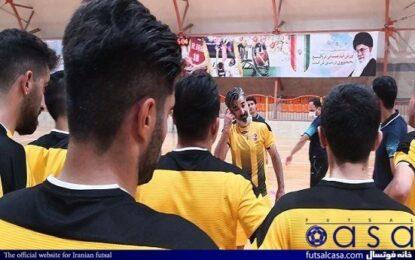 شمسایی: به خاطر شرایط فوتسال ۲ سال تیم نداشتم/ کیفیت بالای لیگ برتر به تیم ملی هم کمک میکند