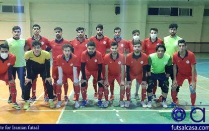 دیدار دوستانه؛ شهروند تیم لیگ دسته دومی را در هم کوبید