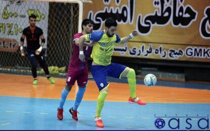 تغییر زمان دیدار ایمان شیراز و فرش آرا مشهد از هفته هشتم/ پخش زنده دیدار از شبکه فارس!