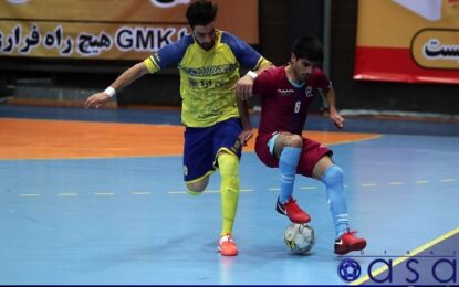 سونامی در تیم فوتسال ایمان شیراز/خداحافظی مالک جدید، جدا شدن چهار بازیکن