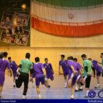تمرین تیم ملی امید