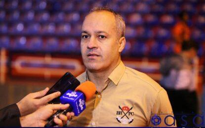 خبیری: صعود شهروند ساری به مرحله نهایی لیگ برتر غیرممکن نیست/۸۰ درصد آنالیزی که از گیتی پسند داشتیم اجرا شد