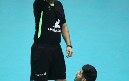 اعلام داوران هفته هفتم لیگ برتر
